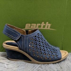 Earth Shoes Cascade Wedge